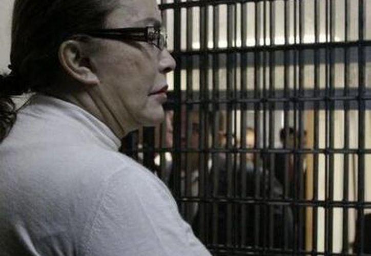 Gordillo ya se encuentra de nuevo en el penal de Tepepan. (Archivo/Notimex)