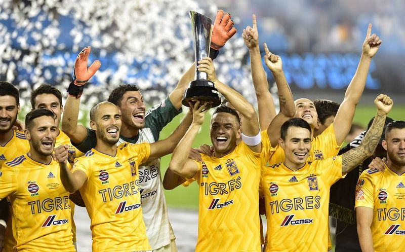 Tigres se queda con la Campeones Cup