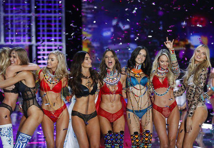 Forbes dio a conocer la lista de las modelos mejor pagadas del mundo. (AP).