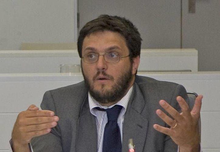 Rafael Rubio, exasesor de la campaña de Mariano Rajoy, ofreció una charla en el Icadep en el marco del evento 'La Era Digital'. (rafarubio.es)