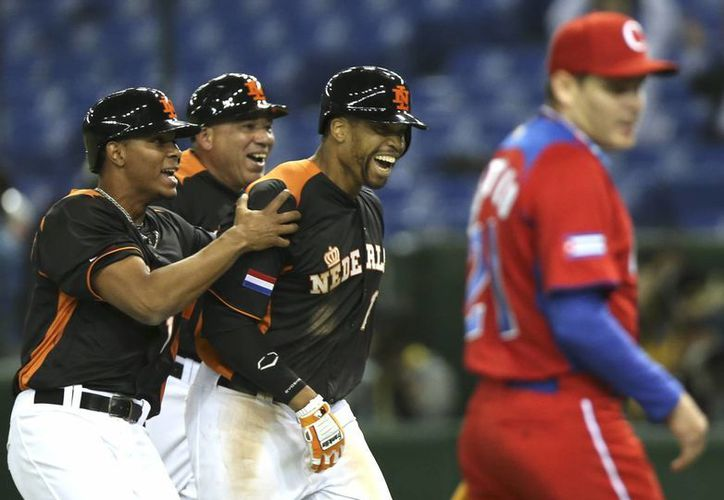 Un equipo holandés conformado en su mayoría por hombres de raza negra venció al conjunto cubano. (Agencias)