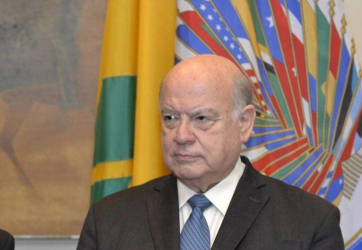 """""""Celac y OEA no son incompatibles y pueden coexistir"""", según opina Insulza.    (oas.org)"""