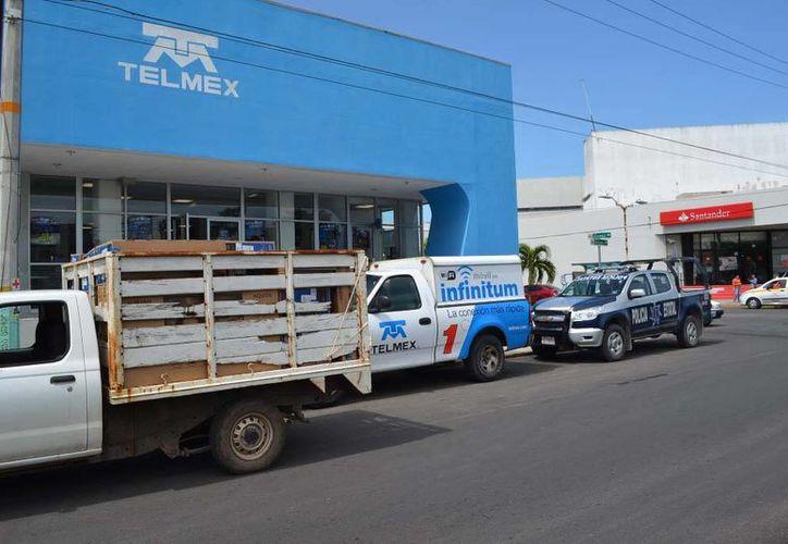 Las investigaciones en el caso favorecieron a Telmex. (Harold Alcocer/SIPSE)