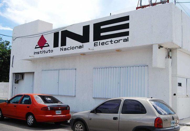 Los resultados serán remitidos a la Junta Local, en donde se realizará lo conducente con los sufragios de los tres Distritos. (Harold Alcocer/SIPSE)