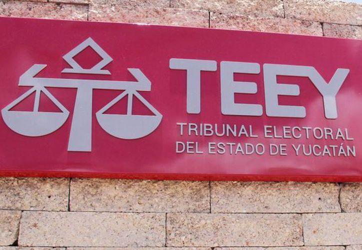 El tribunal electoral está en la tarea de analizar los expedientes. (Milenio Novedades)