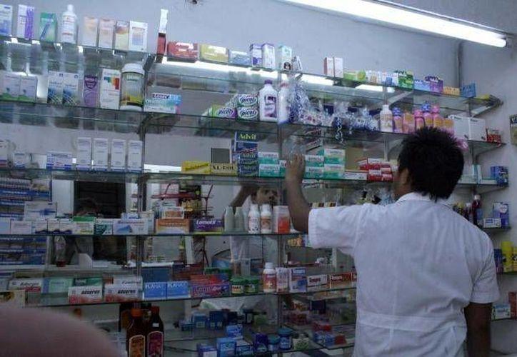 La Cofepris ordenó la suspensión de la venta de los medicamentos Cefaxona I.M. y Cefaxona I.V. de la farmacéutica PISA.  (Archivo/SIPSE)