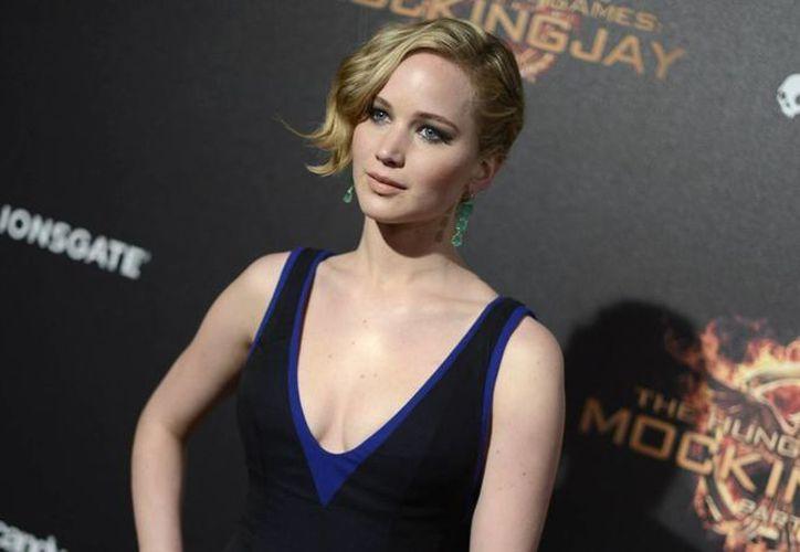 Jennifer Lawrence es la actriz mejor pagada por segundo año consecutivo. (Archivo/ AP)