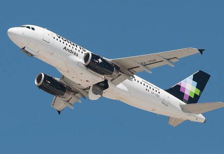 Aerolínea conecta dos destinos emblemáticos en el turismo. (Israel Leal/SIPSE)