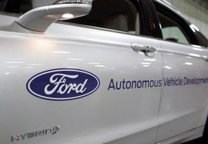 Ford trasladará a México la producción de un automóvil eléctrico a partir de 2020. (Twitter)