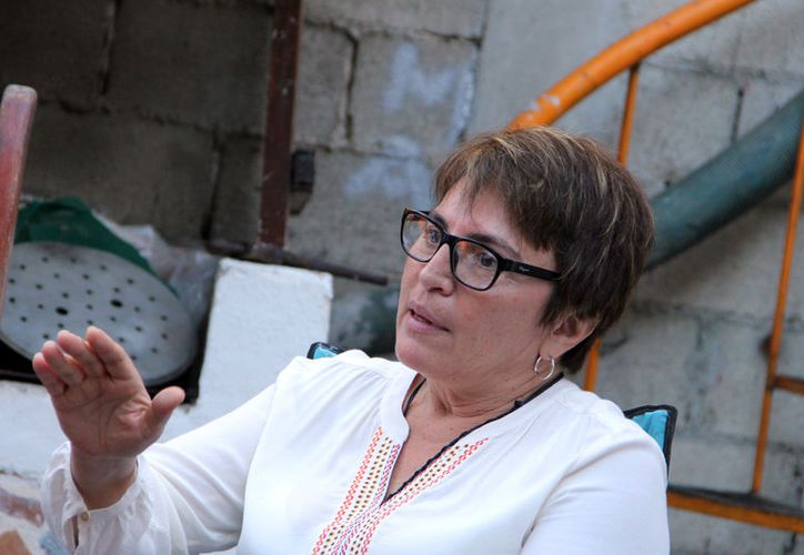 Laura Beristain Navarrete señaló que el Estado de Derecho es el modelo de orden para cualquier país. (Cortesía)