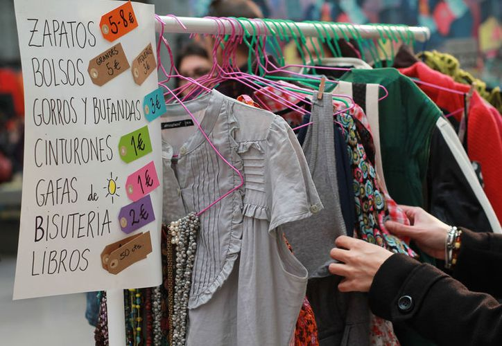 Las tiendas de ropa de segunda mano se han expandido por varias ciudades del mundo. (Foto: Internet)