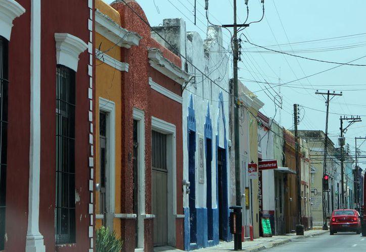 La compra de propiedades de los extranjeros en el Centro Histórico de Mérida ha ocasionado que las casonas eleven su plusvalía. (Milenio Novedades)