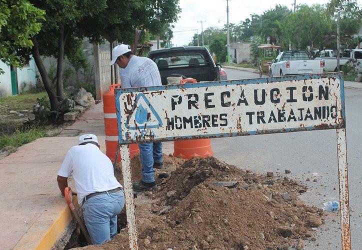 La fuga se registró en la calle Javier Rojo Gómez, en el centro de la ciudad. (Gloria Poot/SIPSE)