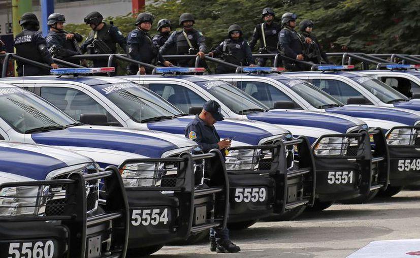 Destinan recursos para adquisición de vehículos y equipo para las corporaciones. (Jesús Tijerina/SIPSE)