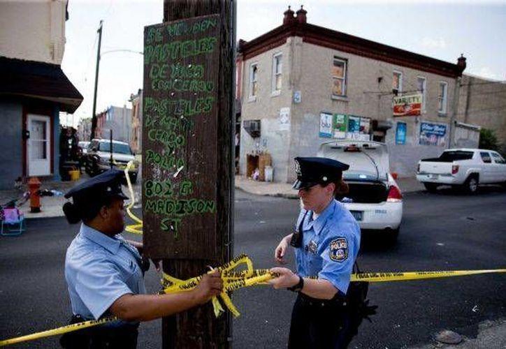 Apenas el sábado por la noche se registró un ataque a balas, cuyos responsables continúan prófugos. (AP)