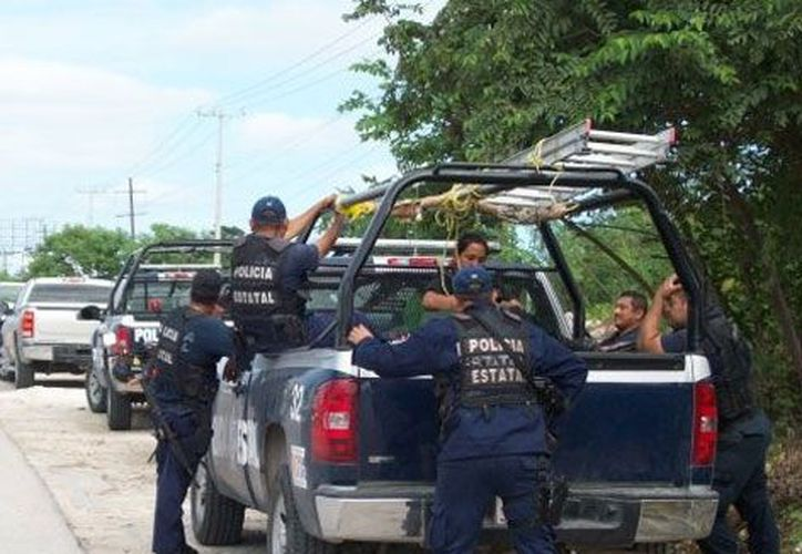 Los agentes que presuntamente participaron en el arresto le exigieron a la mamá del joven 2 mil pesos. (Redacción/SIPSE)