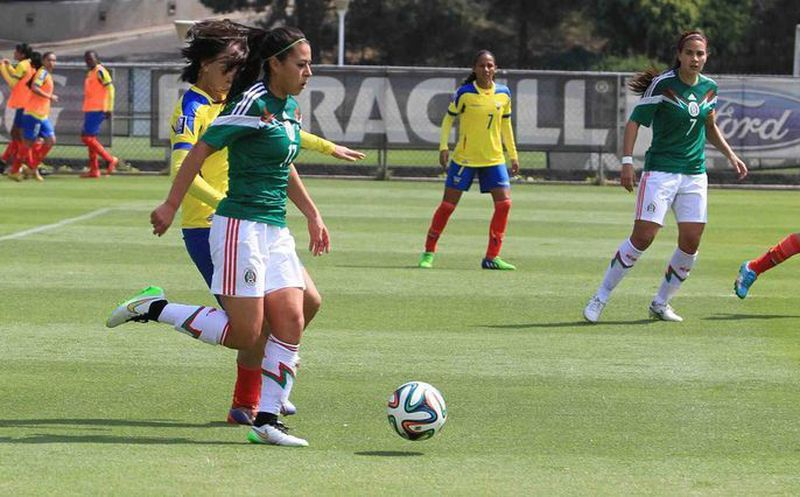 858b00e5f4f66 Ya quedó conformada la Selección Mexicana Femenil de futbol soccer que  competirá en los Juegos Panamericanos