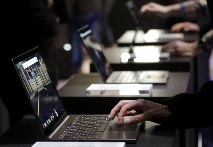 La Chromebook Pixel tendrá dos versiones, la WiFi y la LTE. (Foto: Agencias)