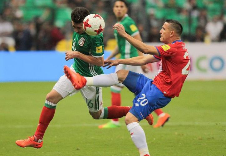 El partido de la tercera fecha fue disputado en el estadio Azteca. (Notimex)