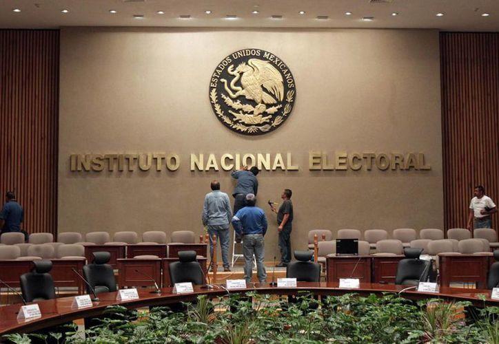 El cambio de nombre del Instituto Federal Electoral obedece a la aprobación de la reforma político-electoral. (Notimex)