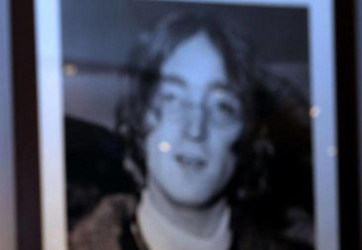 John Lennon era un dolor de cabeza en la secundaria. (Agencias)