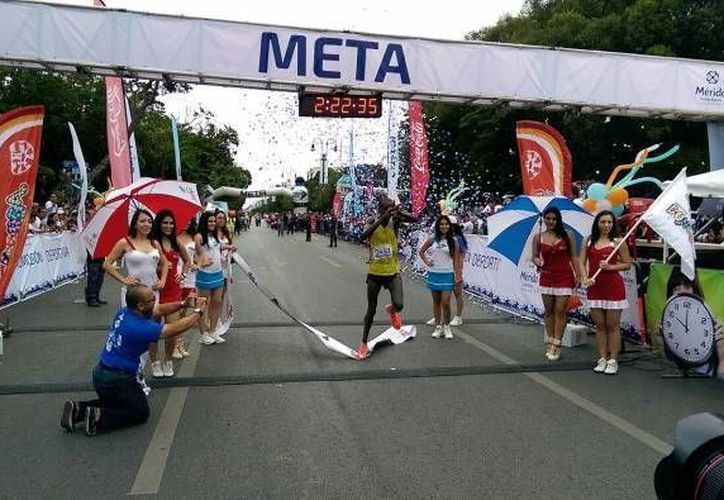 El Maratón de la Ciudad de Mérida, que en esta ocasión se correrá el domingo 8 de enero, ya cuenta con certificación internacional. (Foto de contexto de SIPSE)
