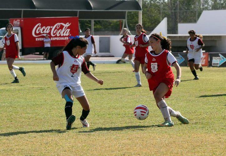 Yucatán cayó ante Quintana Roo en la rama femenil. (Amílcar Rodríguez/Milenio Novedades)