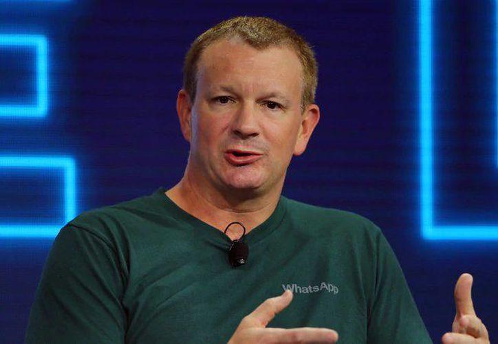 Acton ha criticado abiertamente a firmas de Silicon Valley como Facebook y Google. (Internet)