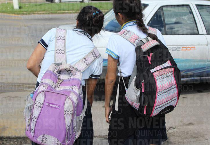 Se distribuirán gratuitamente a alumnos de mil 270 planteles de educación básica. (Joel Zamora/SIPSE)