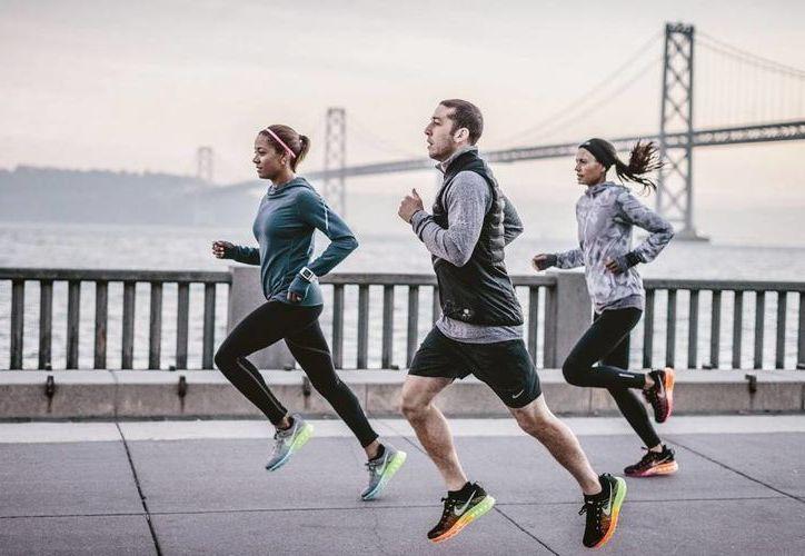 La tecnología en los materiales deportivos  incrementan la productividad de los atletas. (Runners.mx)