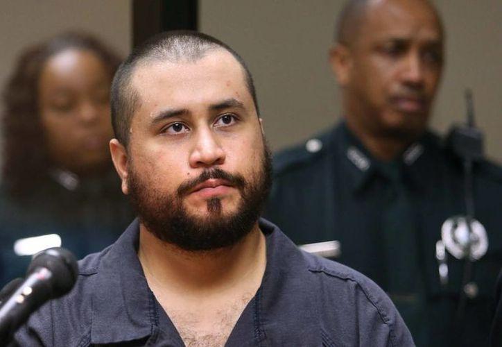 George Zimmerman durante una comparecencia en el 2013, donde fue acusado de asalto agravado derivado de una pelea con su novia. (Agencias)