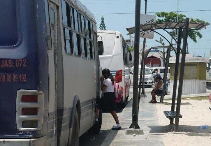 El descuento en camiones será válido incluso en sábados, en Progreso. (SIPSE)