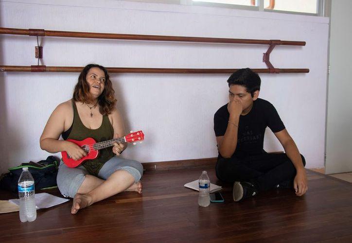 Las obras son dirigidas a los adolescentes y adultos. (Faride Cetina/SIPSE)