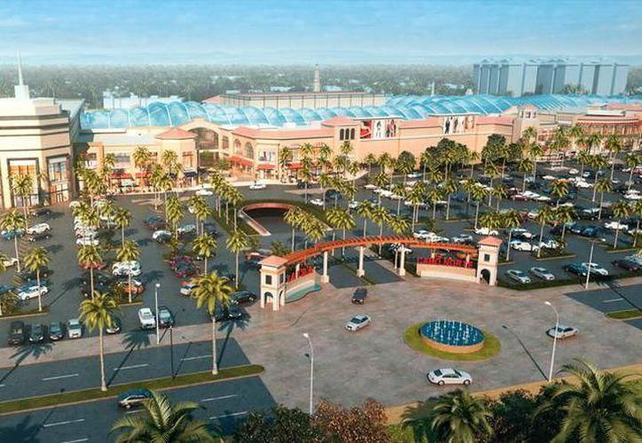El desarrollo Cabo Norte es una de las 25 grandes obras que la inversión privada realiza en Mérida. (Milenio Novedades)