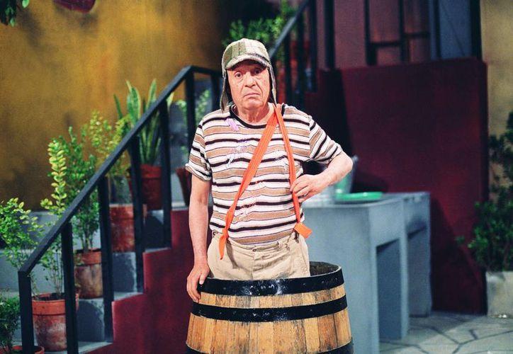 Roberto Gómez Bolaños 'Chespirito', recorrió las casas y vecindades de toda América Latina con sus entrañables personajes como Chavo del Ocho. (Agencias)