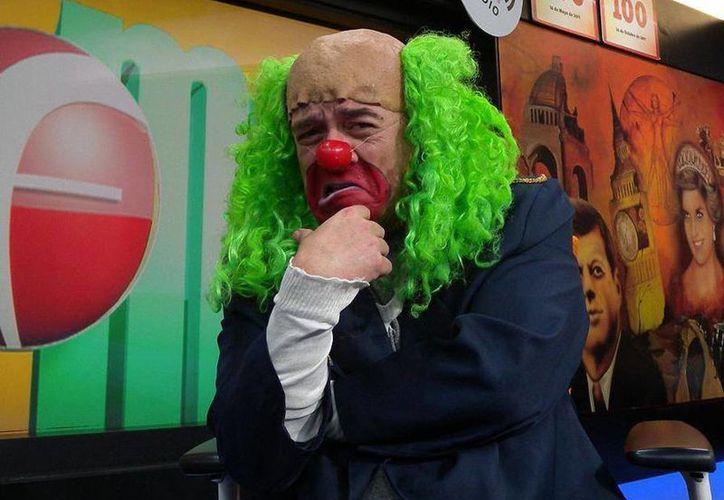 Brozo estuvo el frente del programa El Mañaero durante seis años. (Facebook Brozo)