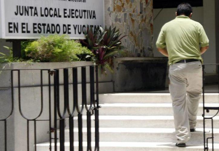 El INE ya entregó 113 acreditaciones a observadores electorales para el 7 de junio, pero como el registro se cierra el 30 de abril, calculan que llegará hasta 200. La imagen es de la sede del organismo, y está utilizada únicamente como contexto. (Milenio Novedades)