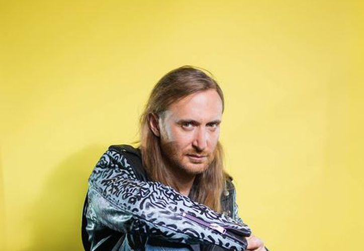 El DJ David Guetta posa durante la promoción de su sexto álbum de estudio 'Listen' en Nueva York. (Agencias)