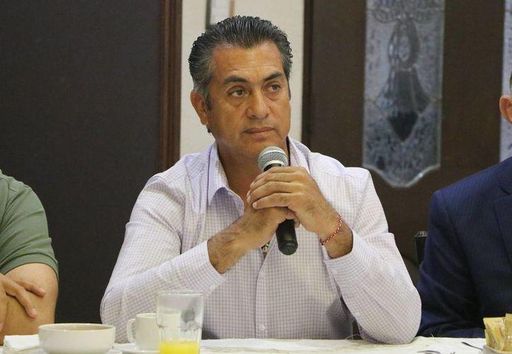 El gobernador de Nuevo León rechaza el consumo de cualquier droga con fines lúdicos, justo cuando la Suprema Corte se apresta a debatir sobre el consumo de la marihuana. (Archivo/Notimex)