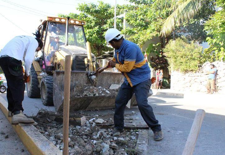 Son 43 obras programadas para el presente año en el municipio de Solidaridad. (SIPSE)