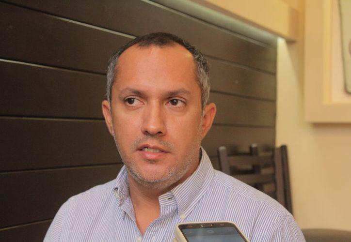Hugo Bonilla Iglesias asegura que asumirá el cargo cuando se le notifique. (Sergio Orozco/SIPSE)