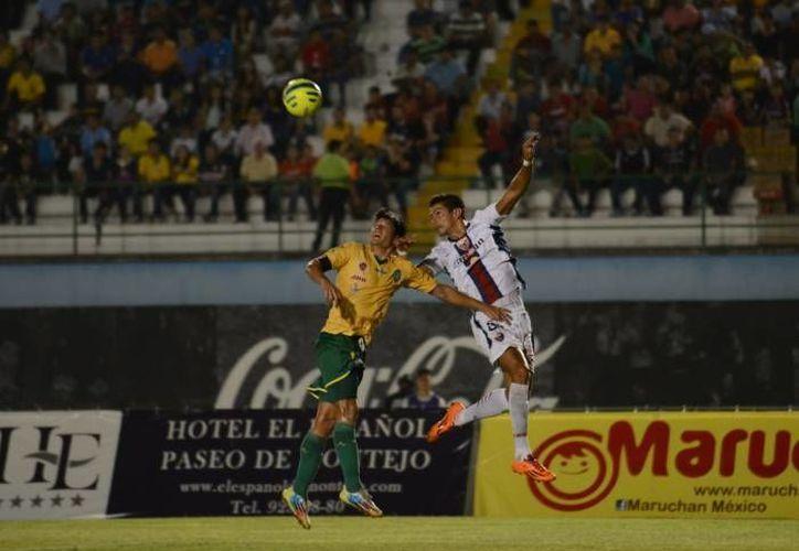 Con un solitario tanto de Sonny Guadarrama al minuto 61, los  Venados FC Yucatán cayeron ante los Potros de Hierro del Atlante en su último partido de la Copa MX (Foto de contexto/ SIPSE)