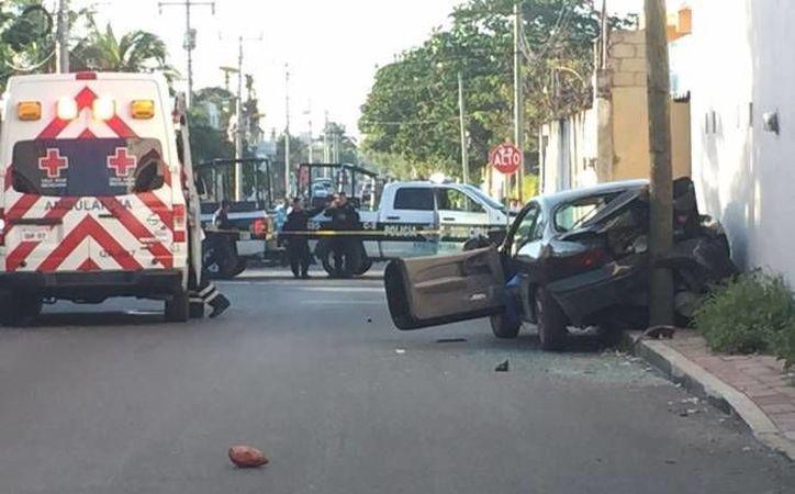 La tasa de defunciones por homicidio en 2015 para Quintana Roo fue de nueve por cada 100 mil habitantes. (Redacción/SIPSE)