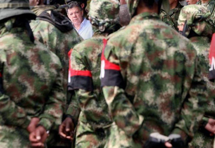 Tras el ataque, la Policía reforzó la seguridad en la zona, donde operan diversos grupos armados, además, del ELN. (EFE/Archivo)