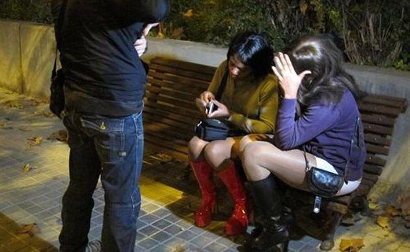 Las jóvenes eran prostituidas en horarios ininterrumpidos de 10 y 12 horas de martes a domingo. (europapress.es)