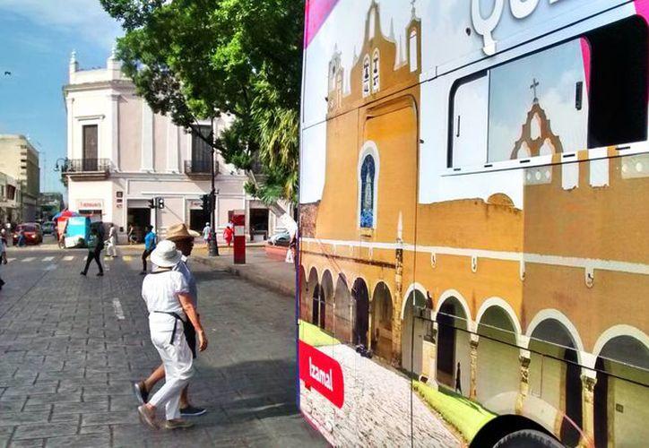 El turismo será uno de los temas que se tratarán en la reunión nacional de Cámaras de Comercio, en Mérida. (Eduardo Vargas/SIPSE)