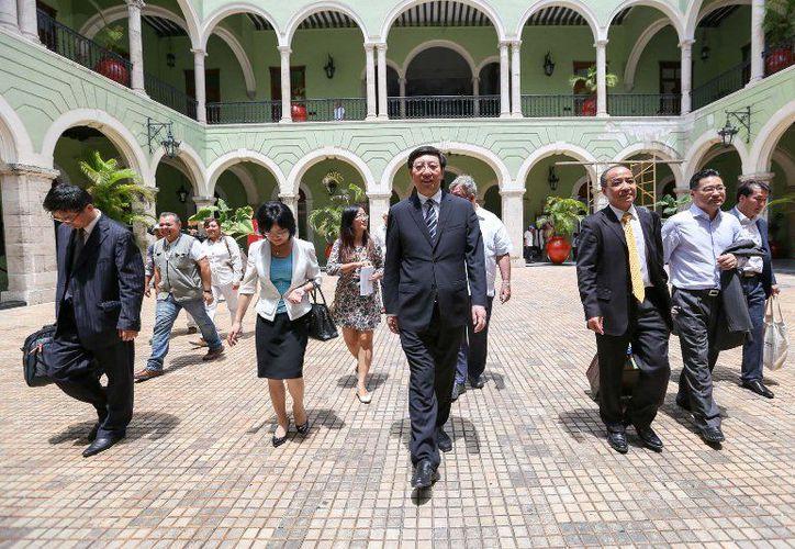 Una visita oficial a México de una delegación de China iniciará en Yucatán. La imagen es de archivo. (yucatan.gob.mx)