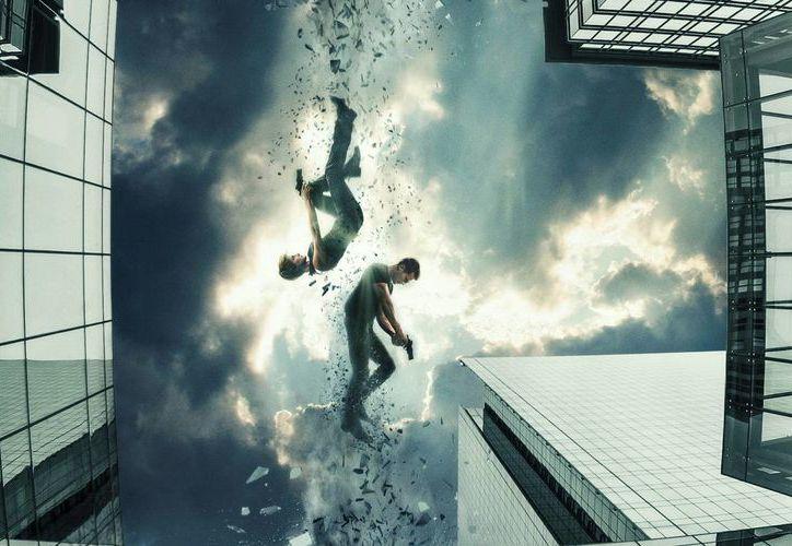 Insurgent, la nueva entrega de la serie Divergent, domina esta semana la taquilla en Estados Unidos y Canadá. (suffolkvoice.net)