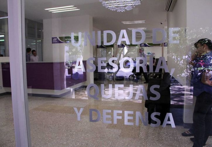 Garantiza Prodecon asesoría profesional y gratuita a usuarios. (José Acosta/SIPSE)