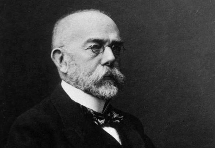 El microbiólogo alemán descubrió la cura contra la tuberculosis el 24 de marzo de 1882 (Britannica)